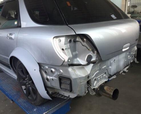 Auto Saameli Subaru