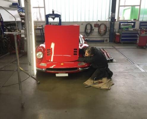 Auto Saameli Porsche