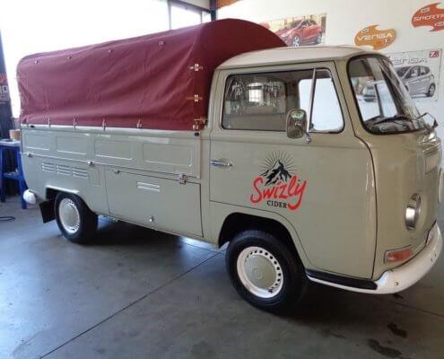 Auto Saameli VW Bus